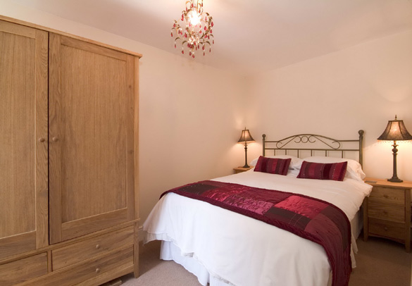 The second double at Croft House (sleeps 12)