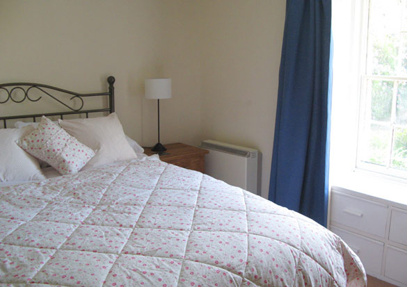 The double bedroom at Rose Cottage (sleeps 4)